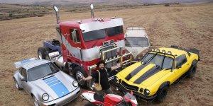 Transformers Il risveglio