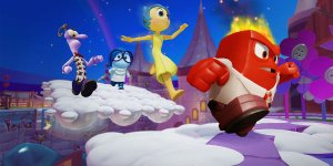 Disney Infinity 3.0: Play Without Limits Inside Out bannerr