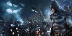 Batman return to arkham megaslide