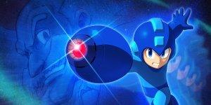Mega Man 11 banner