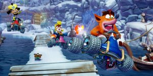 Crash Team Racing Nitro-Fueled banner