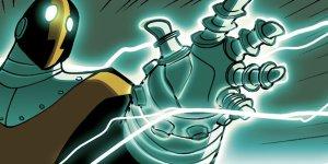 L'uomo elettrostatico