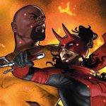 Luke Cage ed Elektra