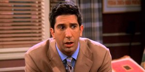 Friends David schwimmer Ross