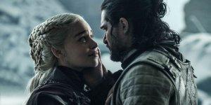 Game of Thrones 8x06 Jon Daenerys