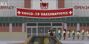 south park vaccination special vaccino covid