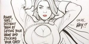 Power Girl Cho
