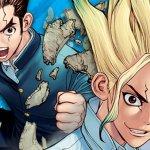 Dr. Stone: arriva la prima light novel tratta dal manga!