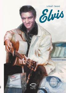 Elvis, copertina di Fabrice Le Hénanff