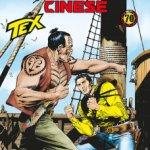 Tex 688: Il messaggero cinese, la recensione
