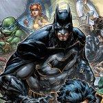 RW Edizioni annuncia Batman 150, Batman/Tartarughe Ninja II e Aquaman di Rick Veicht