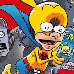 Panini Comics annuncia L'inconcepibile Rat-Man, di Leo Ortolani