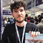 LuccaCG18, Tunué: Intervista a Jeremie Moreau, autore di La saga di Grimr