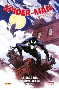 Spider-Man Collection vol. 16: La saga del costume alieno parte 2, copertina di Charles Vess