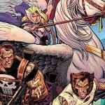 Marvel, War of the Realms: coinvolti gli Avengers, Venom e Howard il Papero!