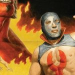 Dark Horse annuncia Hellboy vs. Lobster Johnson: The Ring of Death