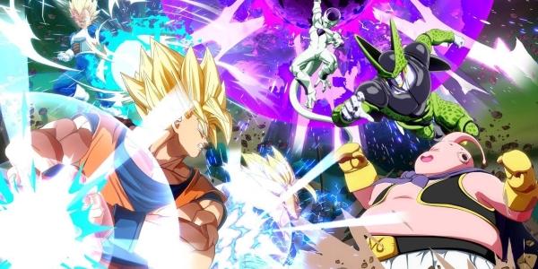 Dragon Ball FighterZ banner