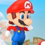Super Mario, in ristampa la Nendoroid del baffuto eroe