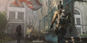Tom Clancy's The Division 2 banner