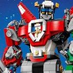 LEGO Ideas, ecco le prime immagini ufficiali e tutti i dettagli del set di Voltron
