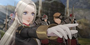 Fire Emblem: Three Houses megaslide
