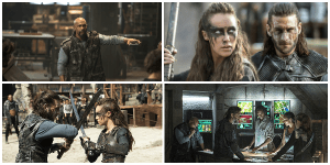 "The 100 3×04, ""Watch the Thrones"": la recensione"