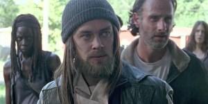 The Walking Dead Tom Payne