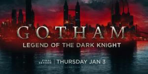 Gotham: svelato il titolo della quinta stagione, ecco il primo teaser!