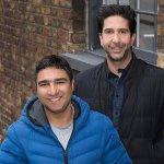 David Schwimmer e Nick Mohammed protagonisti della comedy Intelligence