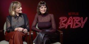 EXCL – Baby: Isabella Ferrari e Claudia Pandolfi si… intervistano per noi!