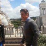 Tom Cruise a Roma | Edge of Tomorrow