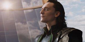 Loki BANNER Thor