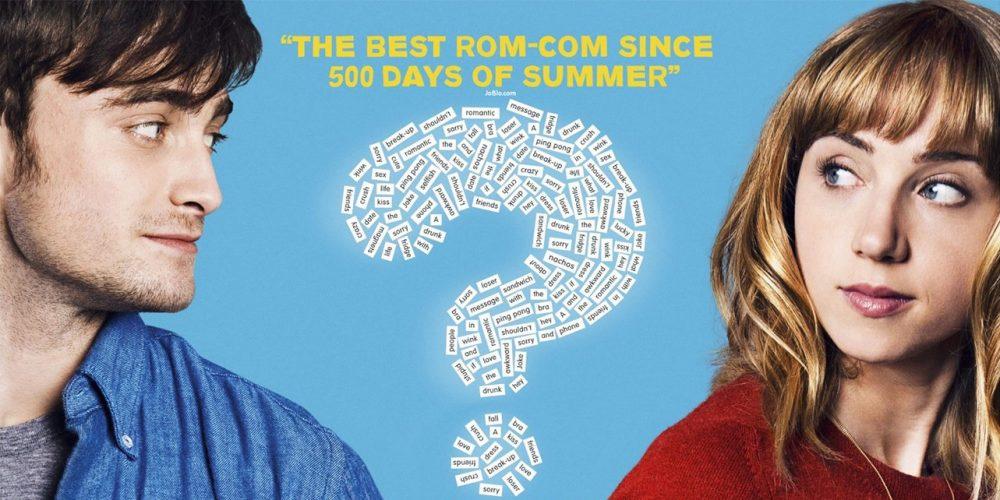 What If: ecco il trailer della commedia romantica con Daniel Radcliffe e Zoe Kazan