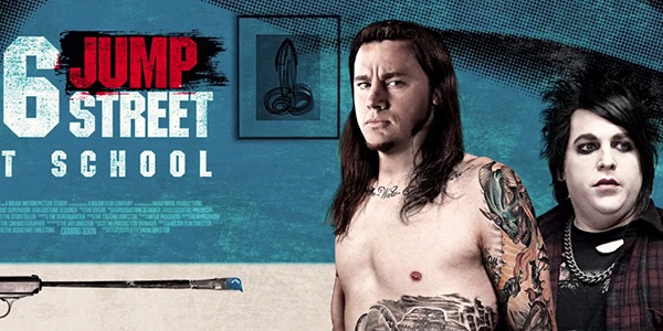 22 Jump Street banner