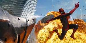 The Amazing Spider-Man 2: il trailer onesto e un video con tutti gli errori