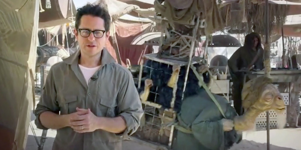 Star Wars J.J. Abrams