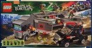 Tartarughe Ninja | Il set LEGO Big Rig Snow Getaway 79116