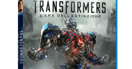 Transformers 4: L'Era dell'Estinzione | I Packshot del Blu-Ray
