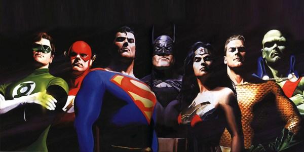 justice league slide