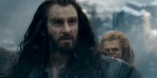 Il primo spot tv di Lo Hobbit: la Battaglia delle Cinque Armate