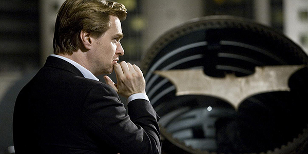 Christopher Nolan banner