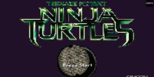 Ecco Tartarughe Ninja in versione 8-bit cinema