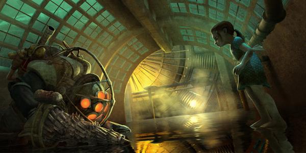 Bioshock: i concept del film di Gore Verbinski mai realizzato