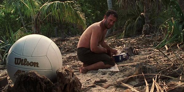 Tom Hanks ritrova dopo quindici anni il suo caro amico Wilson