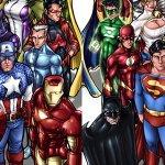 Alex Ross sulle differenze tra due brand come Marvel e DC Comics