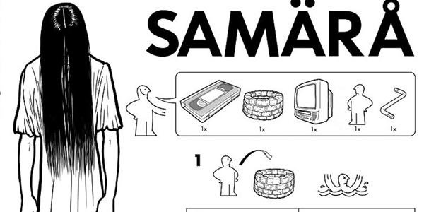 Le istruzioni di montaggio in stile ikea dei pi famosi mostri cinematografici - Ikea montaggio mobili ...