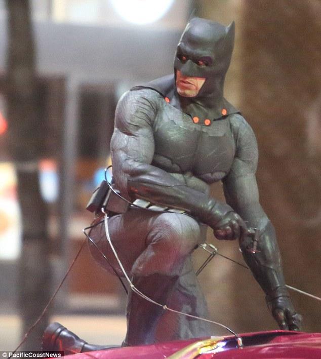 Batman suicide squad set 2