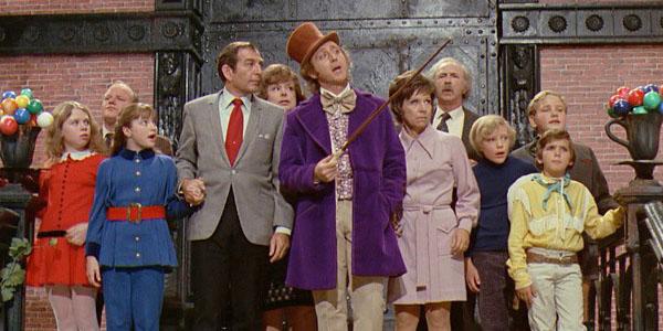 Il cast di Willy Wonka e la Fabbrica di Cioccolato si riunisce per festeggiare il 44° anniversario del film