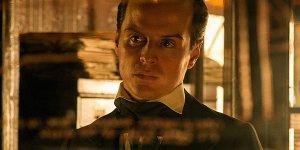 Andrew Scott interroga James McAvoy in una clip di Victor Frankenstein