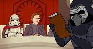 Star Wars: Kylo Ren e gli assurdi nomi dei personaggi della saga in un video parodia